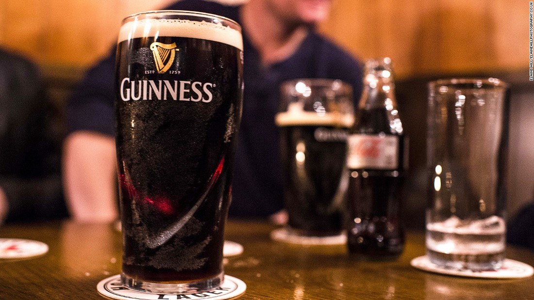 "<strong>The Crown and Shamrock: </strong>Guinness famously doesn't travel well, so a pint of the black stuff is a must-try on home turf. The island's best pint is said to be served at <a href=""http://www.mulligans.ie/"" target=""_blank""><strong>Mulligan's</a></strong> on Dublin's Poolbeg St."