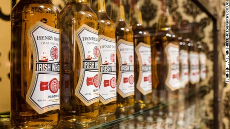 Friend at Hand: Newly opened whiskey shop and museum holding 600 whiskeys.
