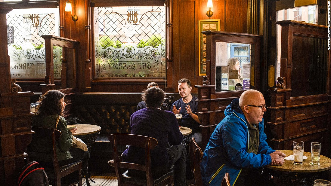 "<strong>The Garrick: </strong>The Garrick is an ""old building with a modern soul,"" says Muldoon. ""It's got a young, dynamic sort of an owner."""