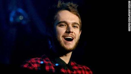 DALLAS, TX - DECEMBER 01:  Musician/DJ Zedd performs onstage during 106.1 KISS FM's Jingle Ball 2015 presented by Capital One at American Airlines Center on December 1, 2015 in Dallas, Texas.  (Photo by Cooper Neill/Getty Images for iHeartMedia)