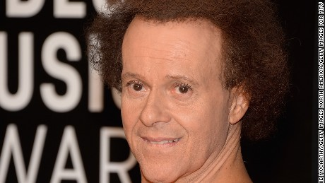 TV Personality Richard Simmons attends the 2013 MTV Video Music Awards at the Barclays Center on August 25, 2013 in the Brooklyn borough of New York City.  (Photo by Jamie McCarthy/Getty Images for MTV)