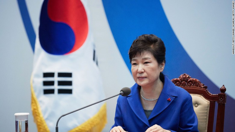 South Korea uncertain after president ousted