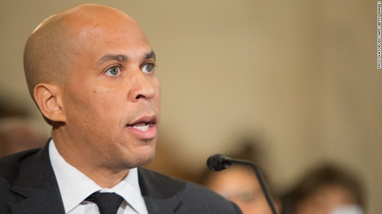 Sen. Booker on the necessity of the Dignity Act