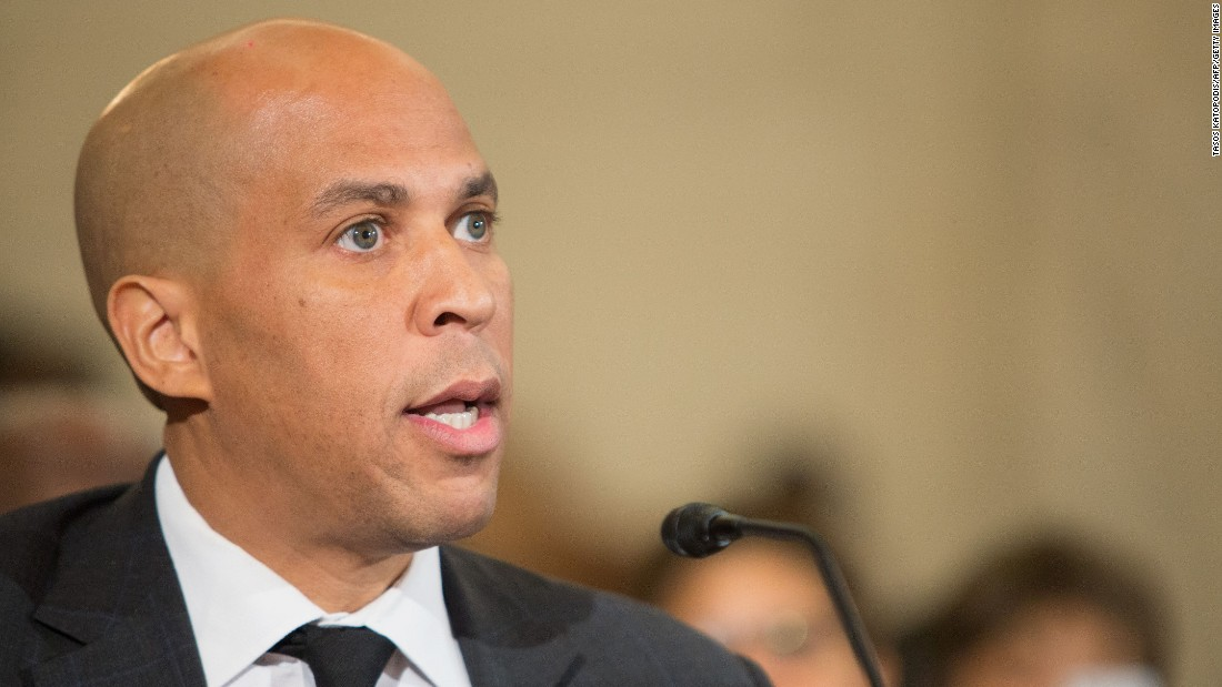 cory booker on 2020 i dont know what the futures going