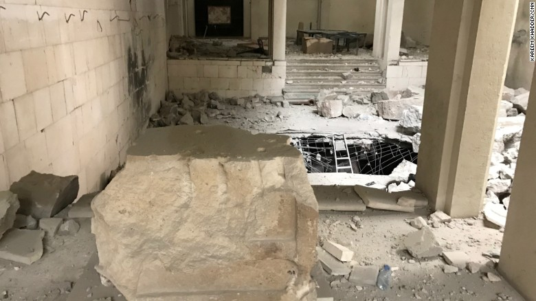 Priceless artifacts destroyed by ISIS