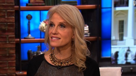 Kellyanne Conway full interview on New Day