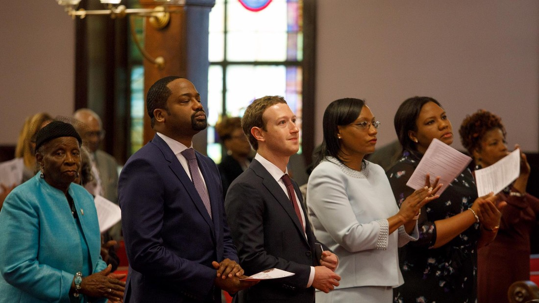 Mark Zuckerberg visits Mother Emanuel AME Church - CNN.com