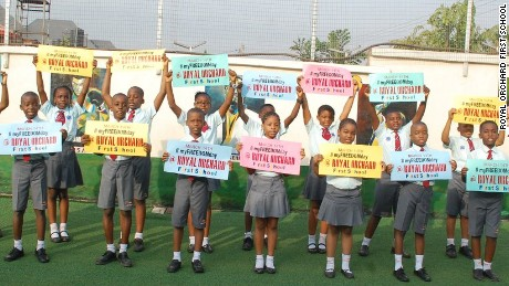 Students at Royal Orchard First School are among those taking part in #MyFreedomDay.