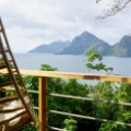 honeymoon birds house el nido views