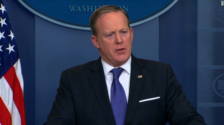 Spicer walks back Trump's wiretapping claims