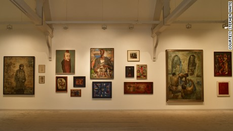 'Imperfect Chronology' from the Barjeel Art Foundation focuses on Arab art from the modern to the contemporary period and was displayed at Whitechapel Gallery in London.