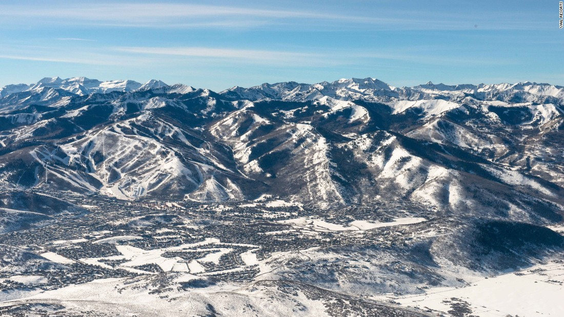 <strong>Park City, Utah: </strong>Utah's Park City and Canyons Resort combined in 2015 to create the largest ski area in the United States.