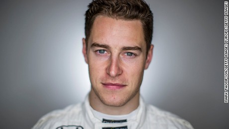 MONTMELO, SPAIN - MARCH 10:  (EDITORS NOTE: Image was altered with digital filters.) Stoffel Vandoorne of Belgium and McLaren Honda poses for a portrait during the final day of Formula One winter testing at Circuit de Catalunya on March 10, 2017 in Montmelo, Spain.  (Photo by Mark Thompson/Getty Images)