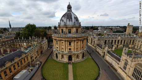 Oxford University: EU workers must stay in UK