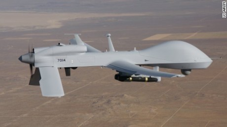 The MQ-1C Gray Eagle Unmanned Aircraft System