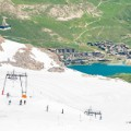 Tignes summer skiing
