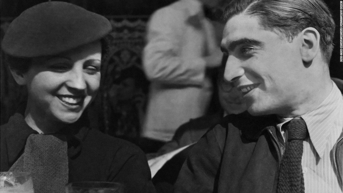"Gerda Taro, left, was the first female war photographer to be killed in the line of work. The 26-year-old German was returning from the front lines of the Spanish Civil War when she <a href=""http://www.cnn.com/2014/04/11/world/gallery/love-and-war-the-fearless-female-photographer/index.html"" target=""_blank"">was struck by an out-of-control tank</a> in July 1937. Taro learned her craft from Robert Capa, right, a Hungarian who became one of the most acclaimed war photographers of all time. The two Jewish emigrants met in Paris after fleeing their homes during the rise of the Nazis."