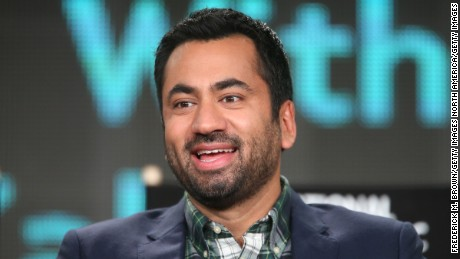 Kal Penn speaks onstage during the 2015 Winter Television Critics Association press tour at the Langham Huntington Hotel & Spa on January 7, 2015 in Pasadena, California.
