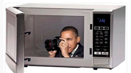 Image result for Internet jokes about microwave spy cam