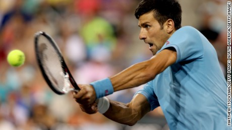 Djokovic could play Nadal or Federer if he beats Kyrgios