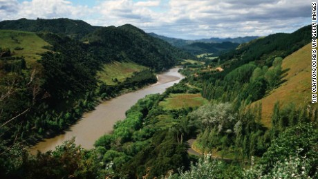 New Zealand's Whanganui River gets the legal rights of a person
