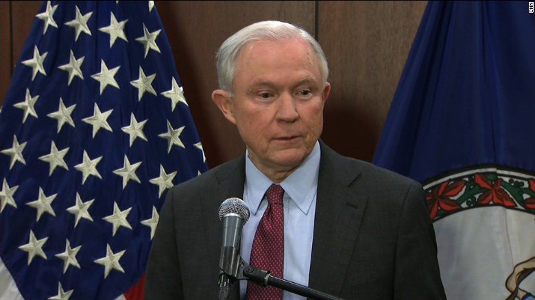 CBC chair slams Sessions over review of police reforms