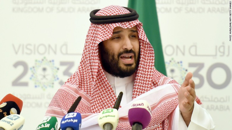 Deputy Crown Prince Mohammed bin Salman has risen to among Saudi Arabia's most influential figures since being named second-in-line to the throne in 2015.