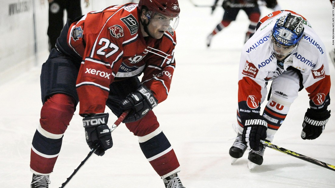 <strong>Hit the ice: </strong>Helsinki is home to many hockey stars including Jari Kurri and Teemu Ilmari Selänne. HIFK and Jokerit are the two home teams to watch when visiting the city.