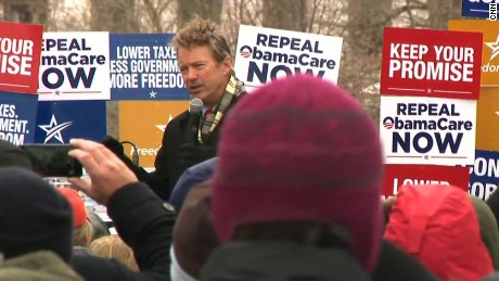 Rand Paul FreedomWorks