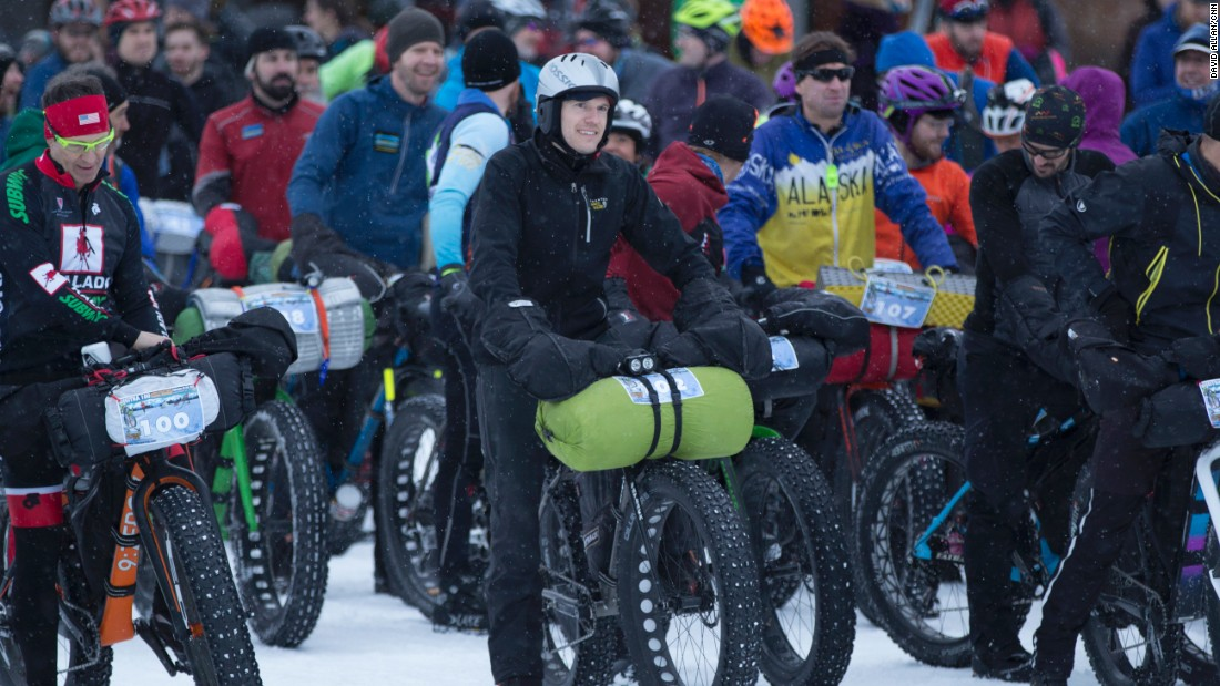 Alaska's unique wilderness race, the Susitna 100, challenges athletes on bikes, skis and running shoes to brave the elements and test their own limits.