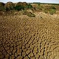 Dry Land Sudan drought