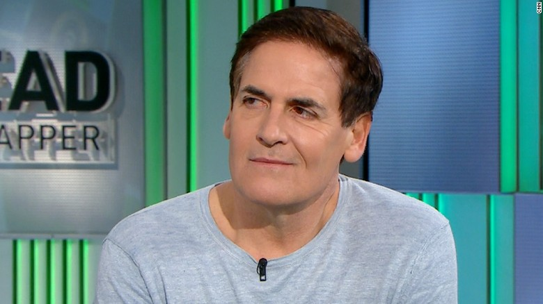 Mark Cuban on Trump: 'No leadership skills'