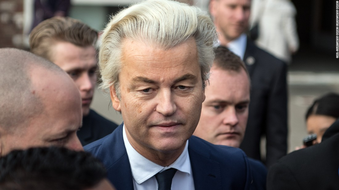Dutch elections: Wilders' far-right party beaten, early results show