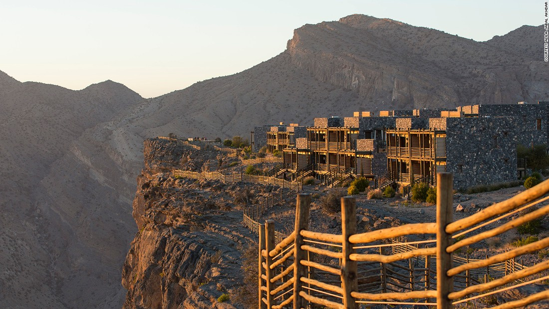 <strong>Adventure experiences: </strong>Via Ferrata Cave Affair Experience is one of the adventures guests of Alila Jabal Akhdar can sign up to. It requires a degree of fitness.