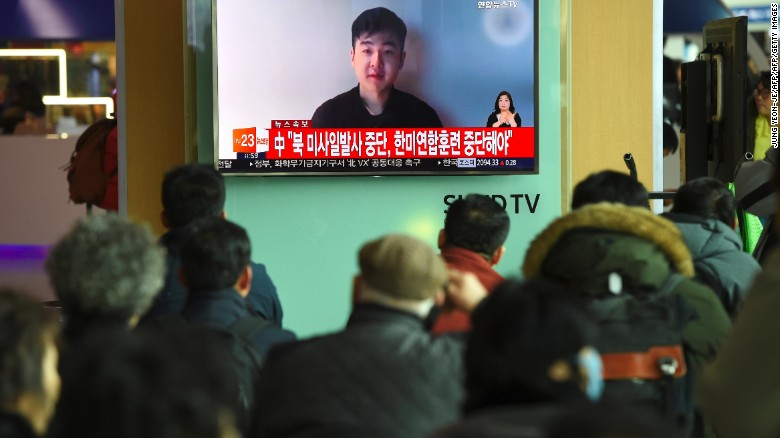 Son of Kim Jon Nam appears in online video