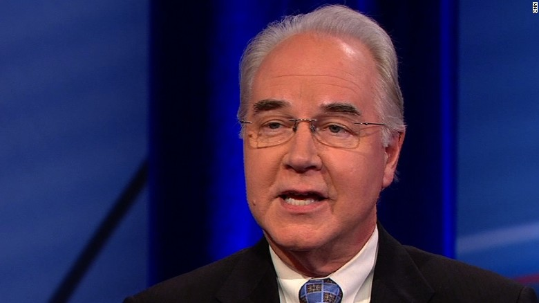Tom Price: Republican plan is much better