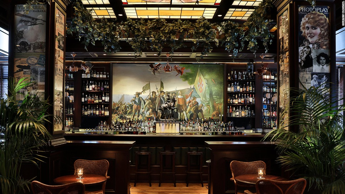 <strong>Empire state of mind:</strong> The Dead Rabbit was the first of their New York ventures. In 2016, they opened the Cuban-themed BlackTail bar in Battery Place (pictured).