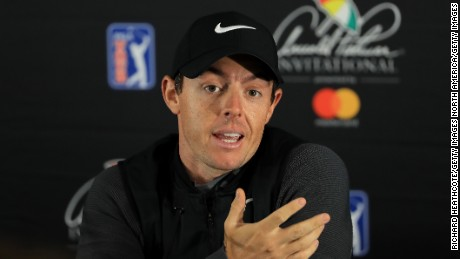 McIlroy, the world No. 3, is still aghast that some members voted against updating its policy,