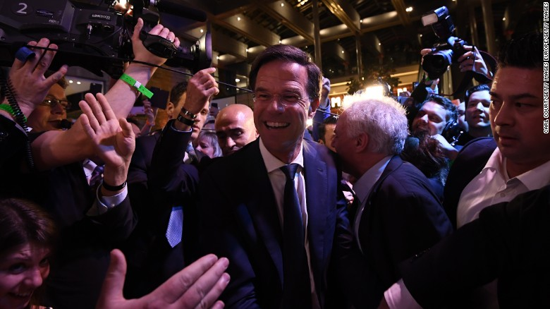 Dutch establishment holds off populist wave