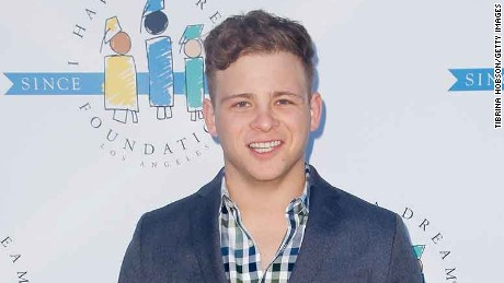 LOS ANGELES, CA - MARCH 05:  Jonathan Lipnicki attends the 'I Have A Dream' Foundation Annual Dreamer Dinner at Skirball Cultural Center on March 5, 2017 in Los Angeles, California.  (Photo by Tibrina Hobson/Getty Images)