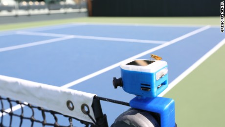 Can this $199 device stop club tennis cheats?