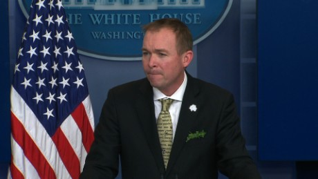 Mulvaney: 'Trump's budget is compassionate'