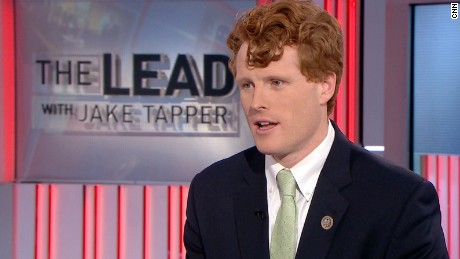 Joseph Kennedy III on CNN's Jake Tapper's show