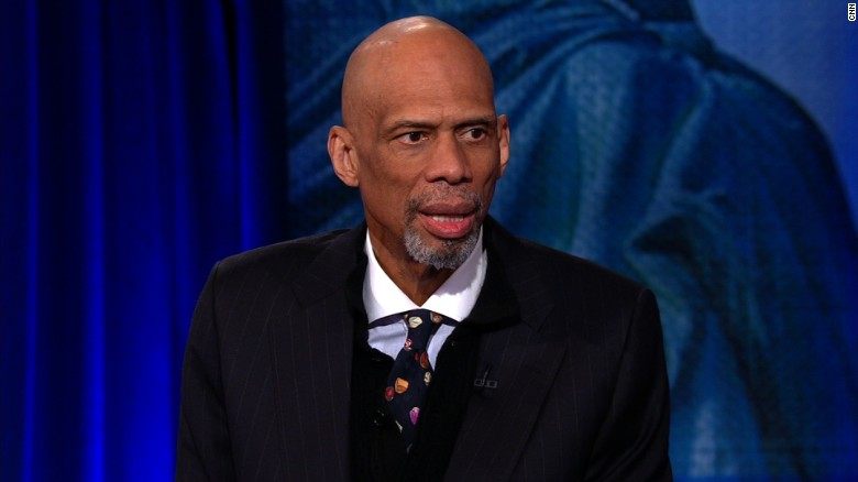 Kareem Abdul-Jabbar talks Trump administration