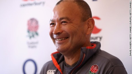 Jones says England is not yet good enough to win Rugby World Cup.