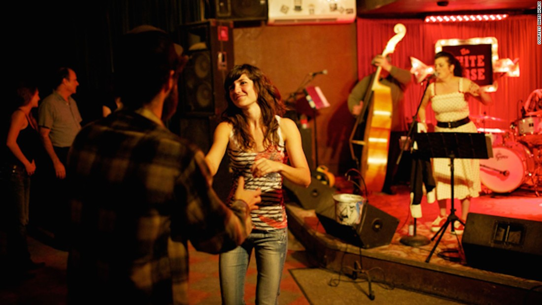 <strong>The White Horse:</strong> If you've always wanted to learn how to do a proper Texas Two-Step, this upscale honky-tonk offers beginner classes several times per week.