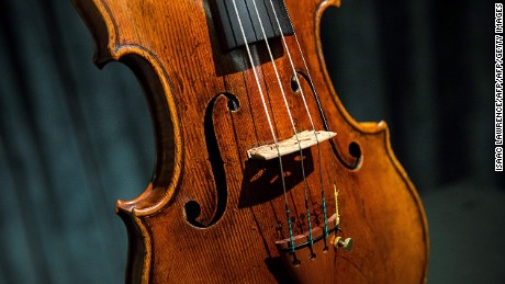 Musical mystique: Why centuries-old Stradivari violins smash auction records