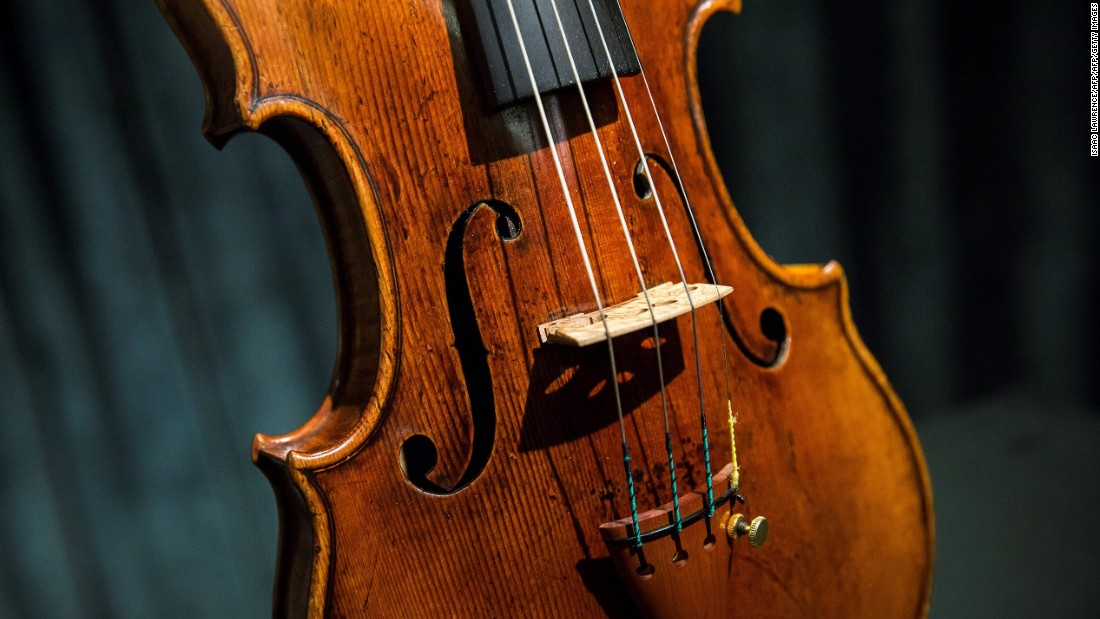 "On March 28, 2017, the 1684 ""ExCroall; McEwen"" violin by 17th-century luthier  Antonio Stradivari will go to auction, with an estimated price of $1.6-2.5 million."
