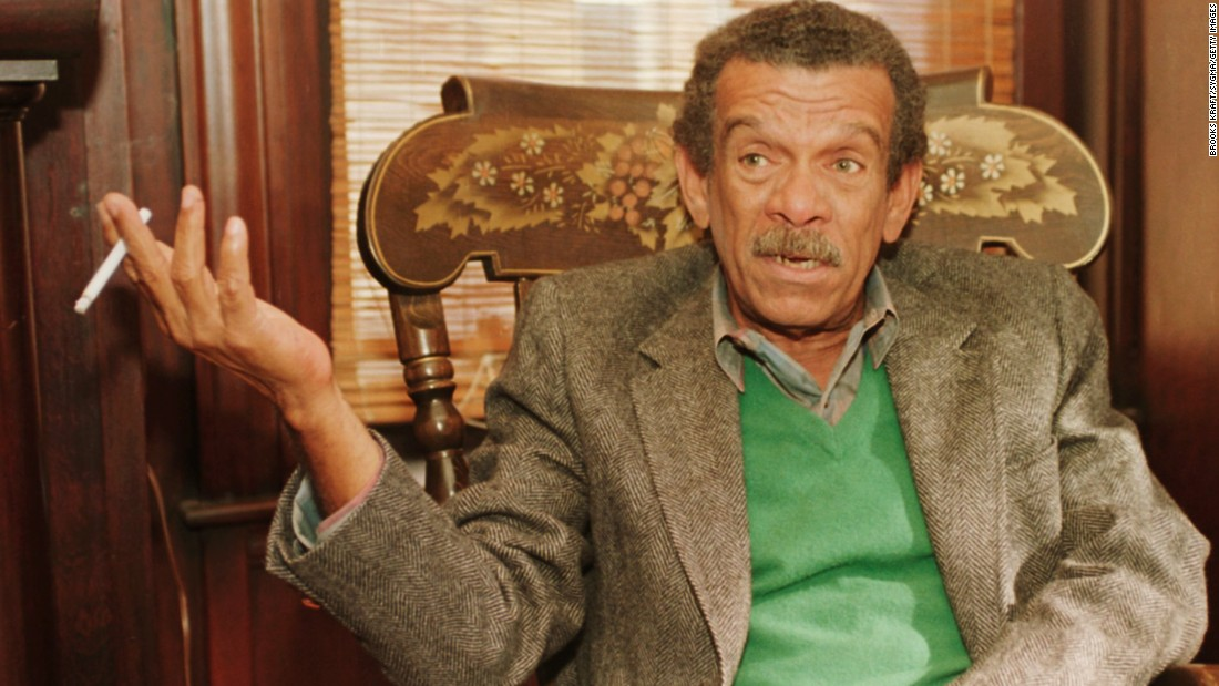 "<a href=""http://www.cnn.com/2017/03/17/americas/derek-walcott-obit/index.html"" target=""_blank"">Derek Walcott</a>, the Caribbean poet and playwright who won the 1992 Nobel Prize for Literature, died Friday, March 17, according to the Nobel Prize website. He was 87."