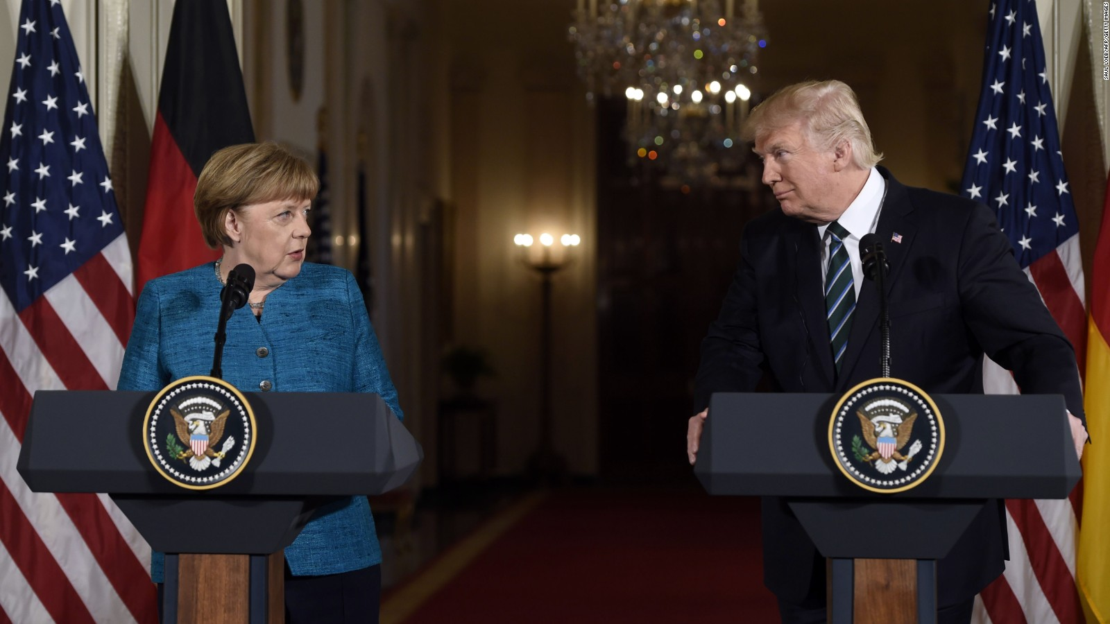 Merkel and Trump Have One Trait In Common After All